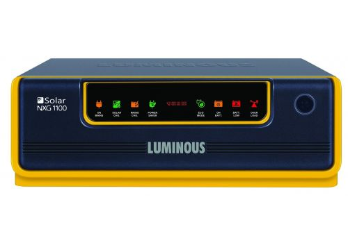 LUMINOUS SOLAR HOME UPS INVERTER – NXG 1100